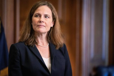 Amy Coney Barrett may become the next addition to the Supreme Court. The process to introduce her has been sped up more than past years.