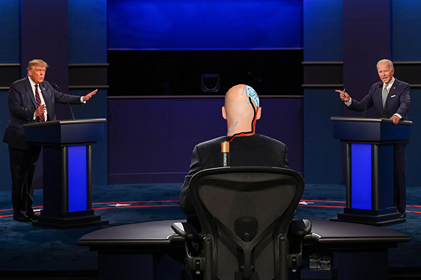 Network news begin search for worst debate moderators