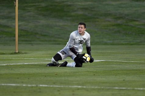 Reigning Goalkeeper of the Year forced into advisory role