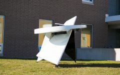 Missing art sculpture leads to a mission