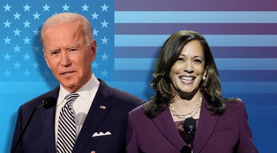 On Saturday, Nov. 7, Joe Biden and Kamala Harris were named the newest president and vice president of the U.S.