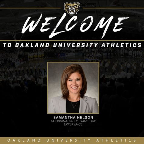 Samantha Nelson brings passion for sports to new role