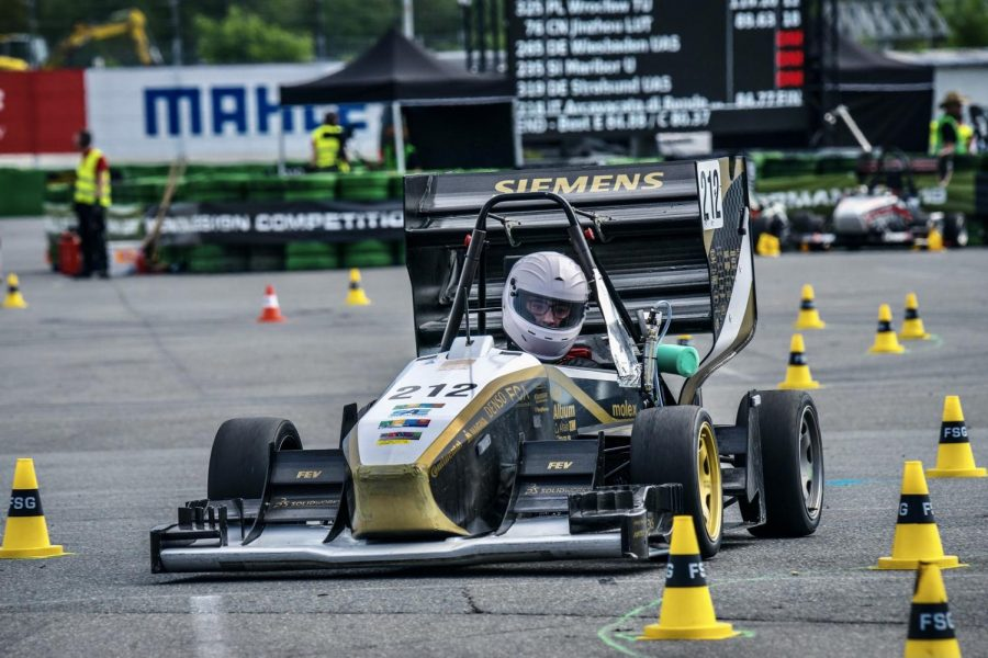 2020 was rough for the Formula SAE team, but with a light at the end of the tunnel, they're ready to get back to work.