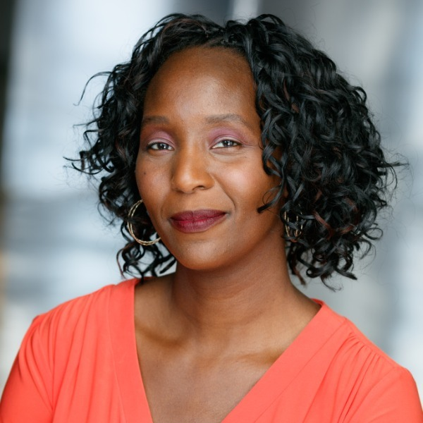 Stacey Gordon is the author, CEO and chief diversity strategist of Rework Work. She spoke about bias on Feb. 18