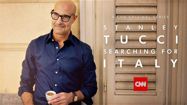 """""""Searching for Italy"""" airs on CNN Sundays at 9 p.m."""