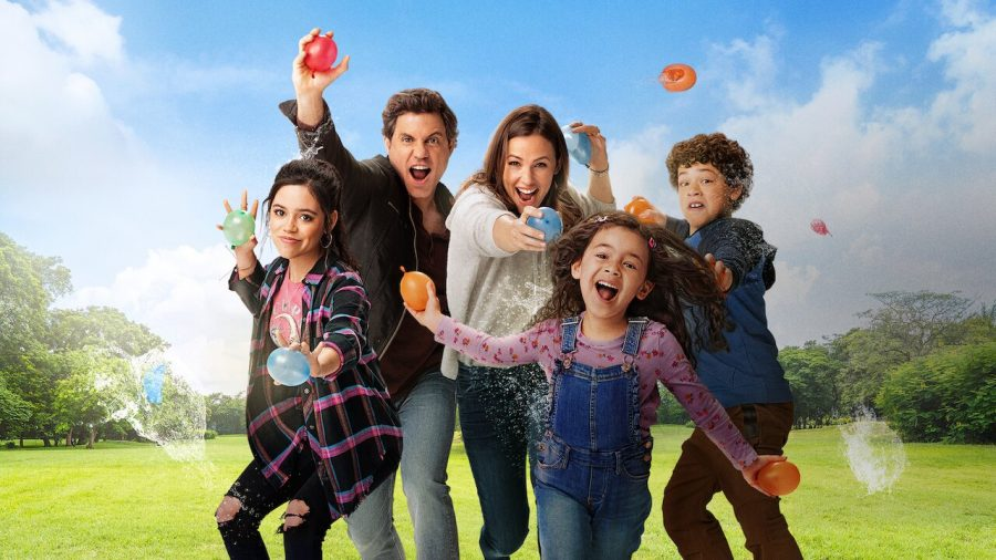 Netflixs Yes Day is a good movie for the family to watch and enjoy, without too much complicated plot developing needed.