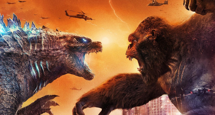 Godzilla vs Kong is a great way to indulge your inner child with giant monsters fighting.