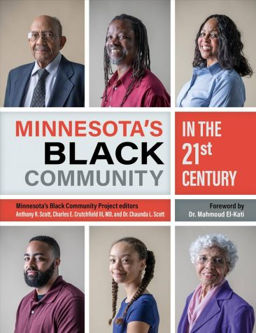 "The book Chaunda L. Scott co-edited, ""Minnesota"