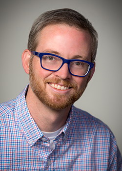 Oakland University Program Director for Creative Writing Jeff Chapman.