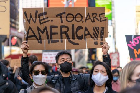 Outraged Asian Americans stood up after statistics revealed a steep rise in anti-Asian violence earlier this year. OUWB