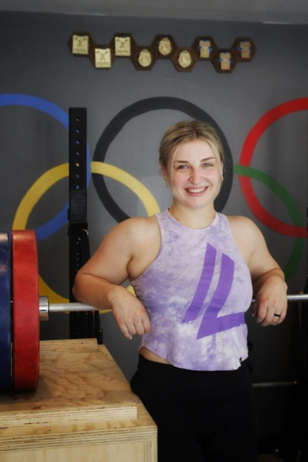 OU student Kate Nye will be competing at the Tokyo Olympics.