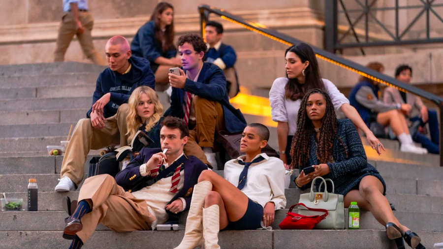 The cast of the Gossip Girl HBO Max reboot. New episodes air weekly on Thursdays.