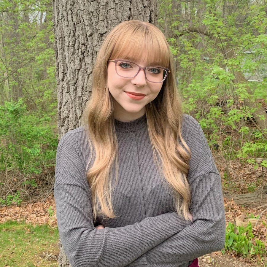 Reporter Tori Coker.