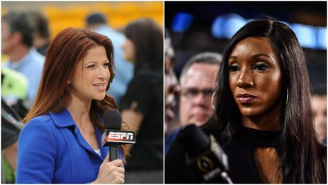 Scandal exploded earlier this month following leaked audio of ESPN