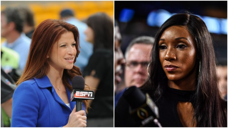 Scandal exploded earlier this month following leaked audio of ESPNs Rachel Nichols attacking broadcast partner Maria Taylor.