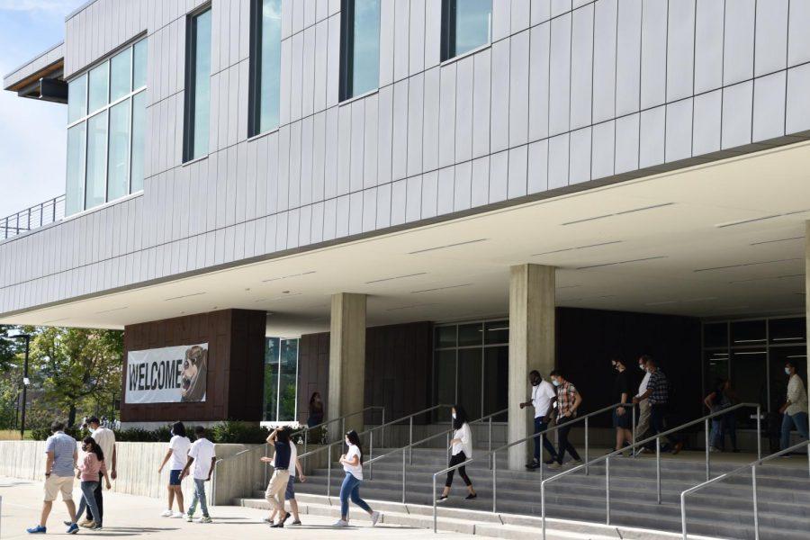 Welcome Week kicks off this week as students return to campus.