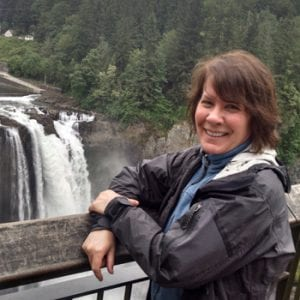 Oakland University Associate Professor of English Andrea Knutson.