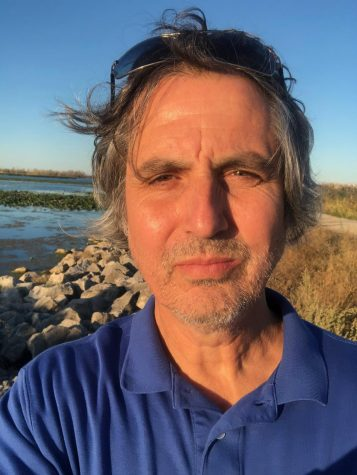 """OU Creative Writing Professor Peter Markus. His new book """"When Our Fathers Return to Us as Birds"""" details the death and dying of his father."""