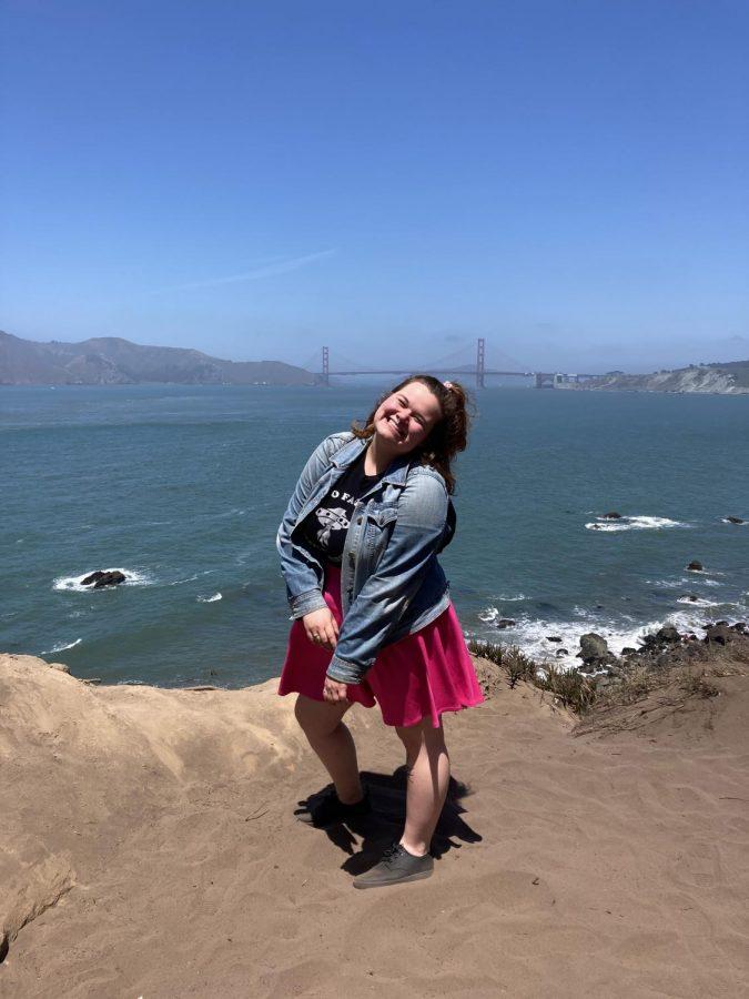 Oakland University alumni Caroline Wolber.