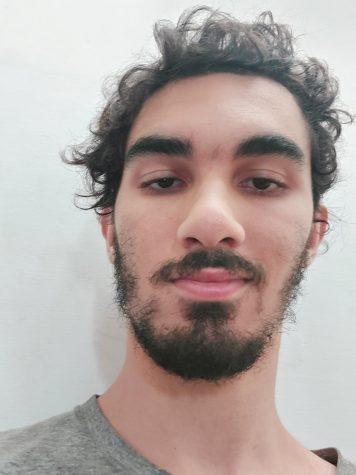 Oakland University student Mustafa Baig.