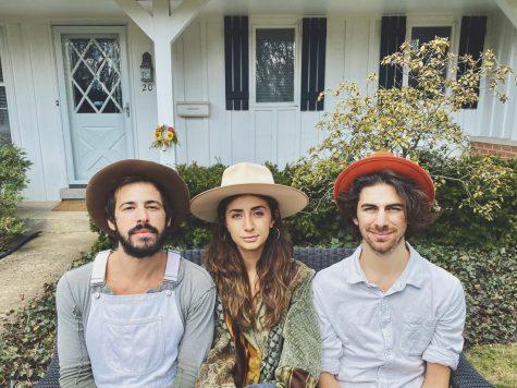 From left to right: Luke Wygodny, Marina Pires and Elias Wygodny of The Heartstrings Project.