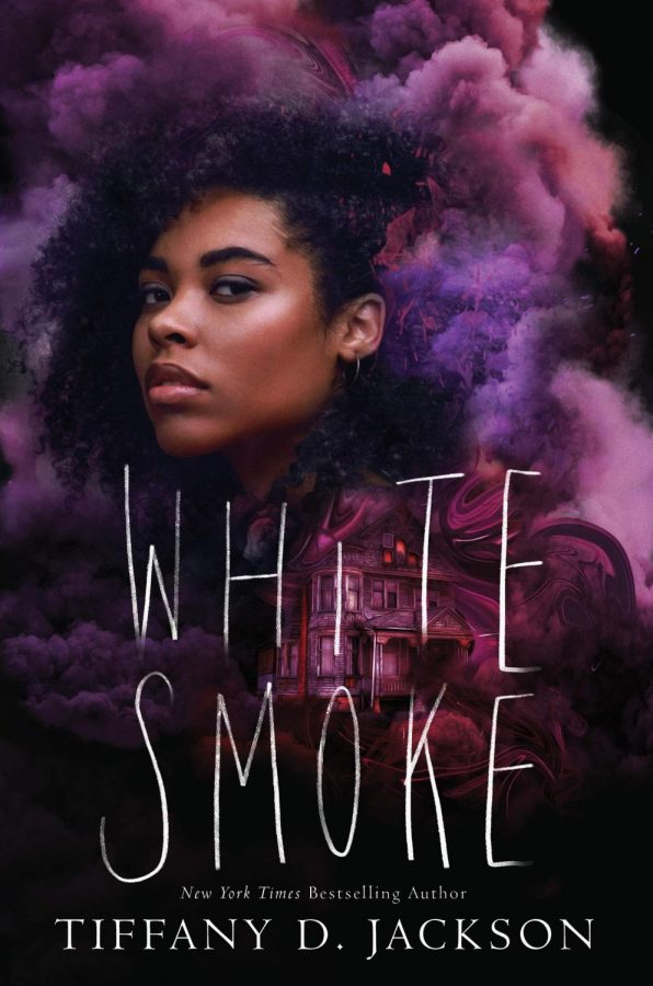 The cover of White Smoke by Tiffany D. Jackson. Young adult book fans are anticipating its release on September 14, 2021.