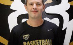 New director of basketball operations DJ Mocini.