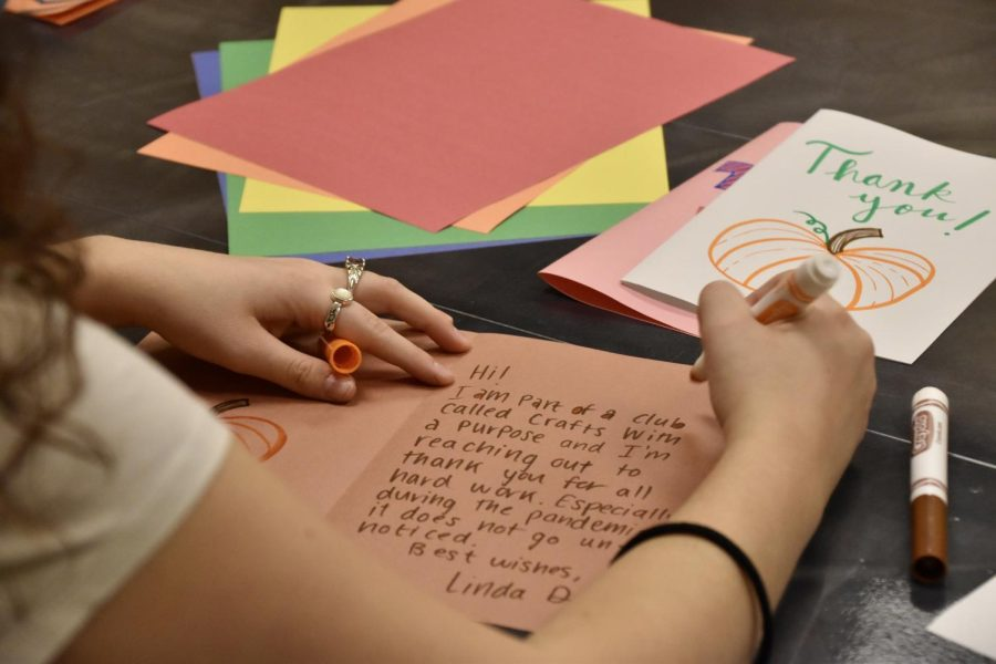 Crafts with a Purpose makes a positive impact in OU community