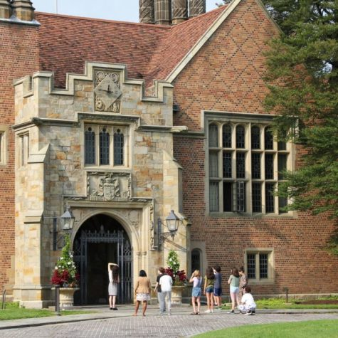 Students, faculty and alumni can Tour the Great Estate during OUs annual Homecoming and Reunion Weekend.