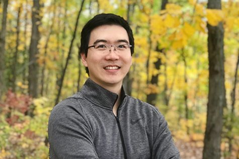 OU Professor Dr. Ziming Yang (pictured) was awarded the 2021 Scialog Fellowship. The program awarded $110,000 total to the Dr. Yang and his collaborator Dr. Marc Neveu from NASA Goddard Space Flight Center for their research.