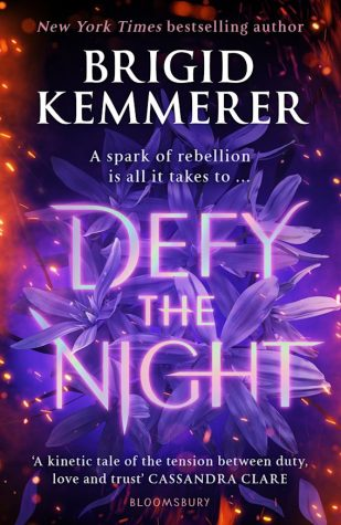 Author Brigid Kemmerer's new young adult book Defy the Night was released on Sept. 14. The page-turner will surely have fantasy fans eager to read.