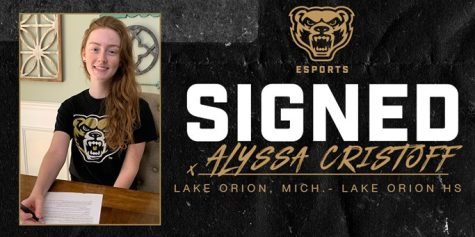 Alyssa Christoff is one of three new signees to the Oakland Esports for the 2021 recruiting class.